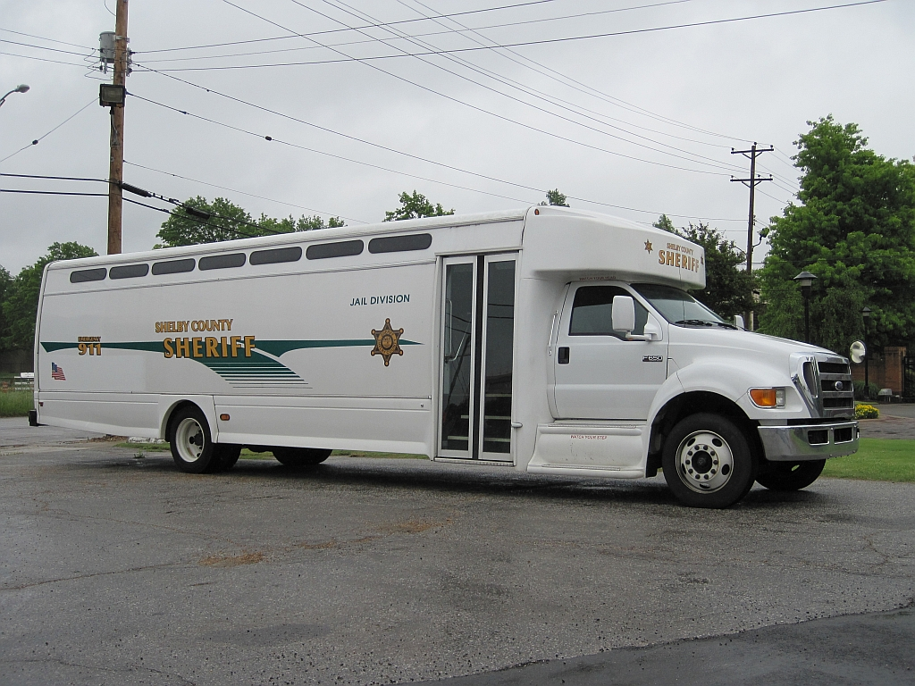File Shelby County Sheriff Dept Jail Transport Bus Memphis