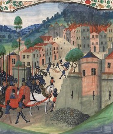 The storming of Limoges Siege of Limoges.jpg