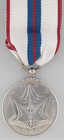 MEDALS QUEENS SILVER JUBILEE 1977 FULL SIZE