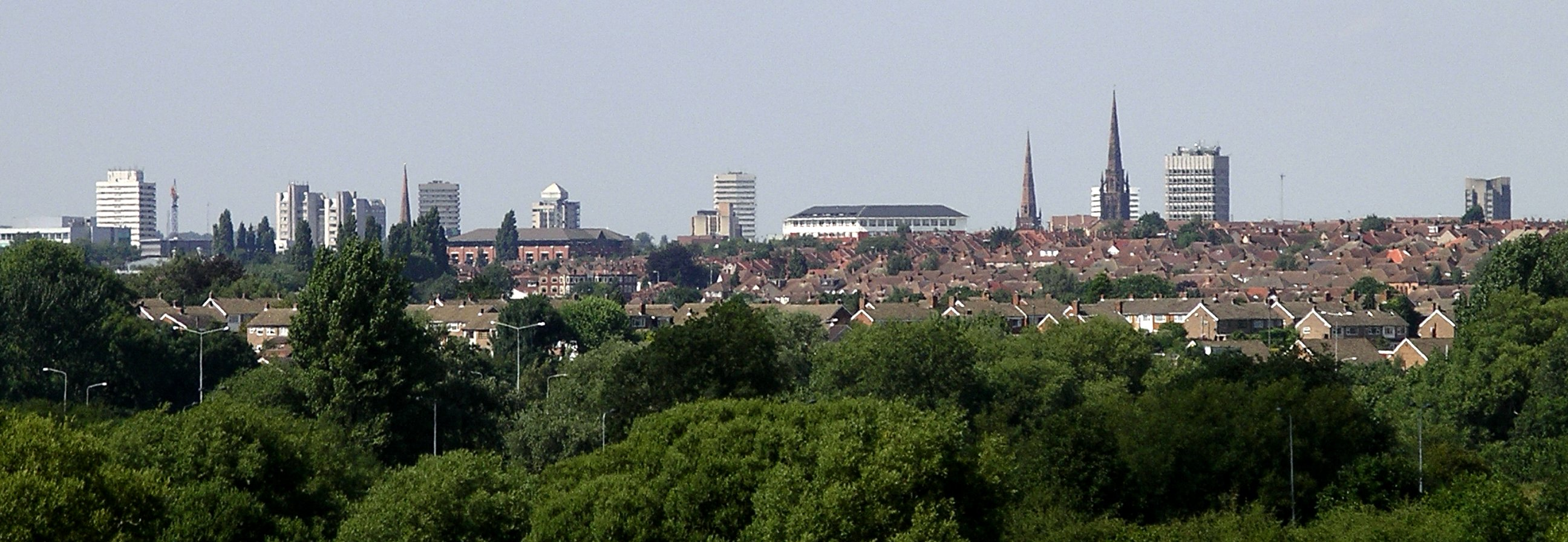 File:Skyline of Coventry as seen from Baginton 3g06.JPG