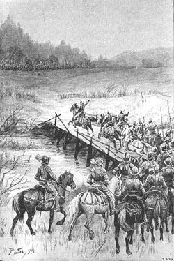 September 25: Battle of Stangebro Slaget vid Stangebro.jpg