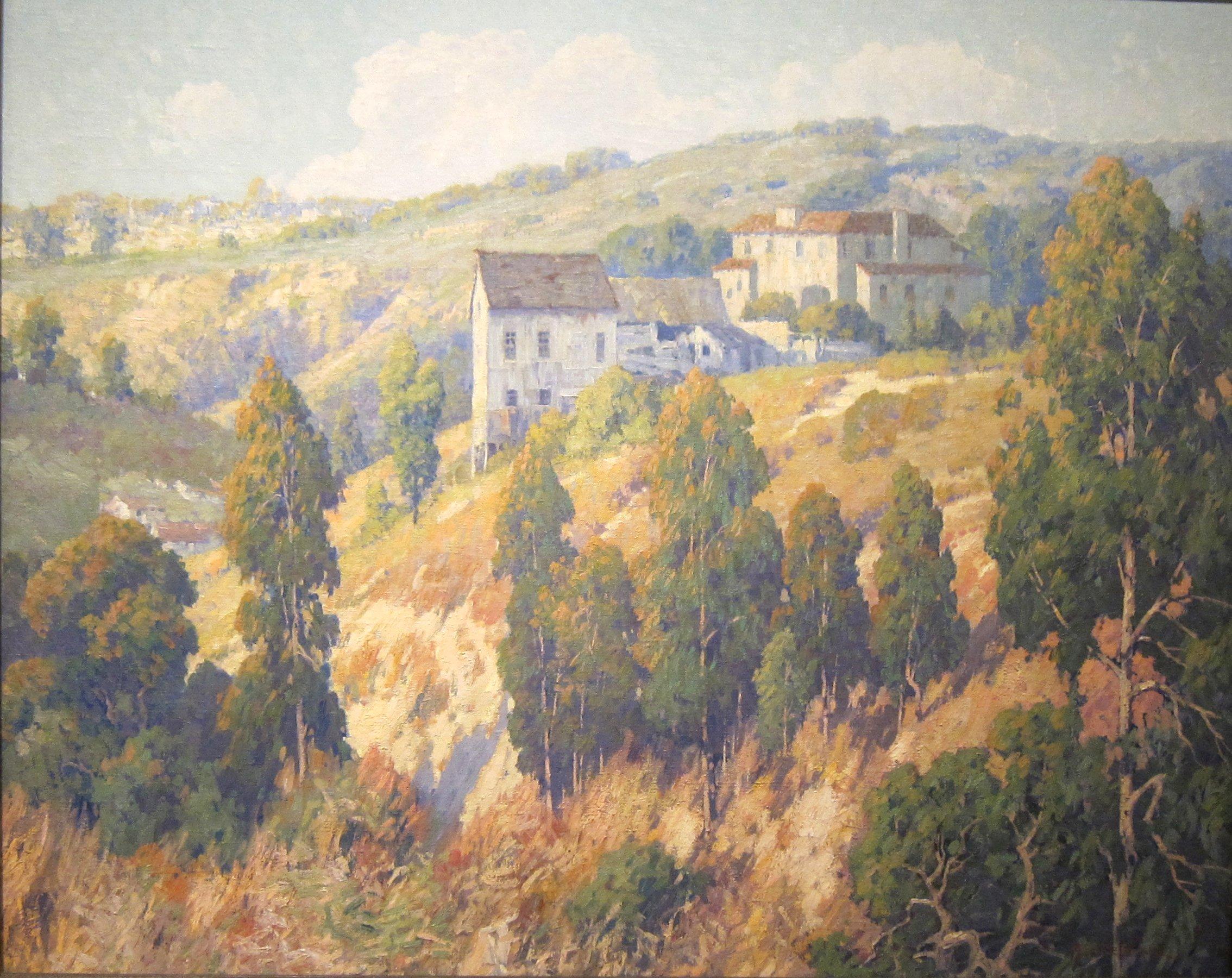 Vintage Oil Painting Artists