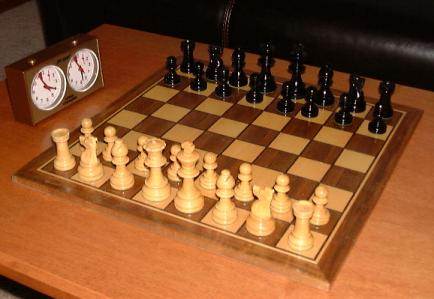 Chess is one of the most well-known and frequently played strategy games. Staunton chess set.jpg