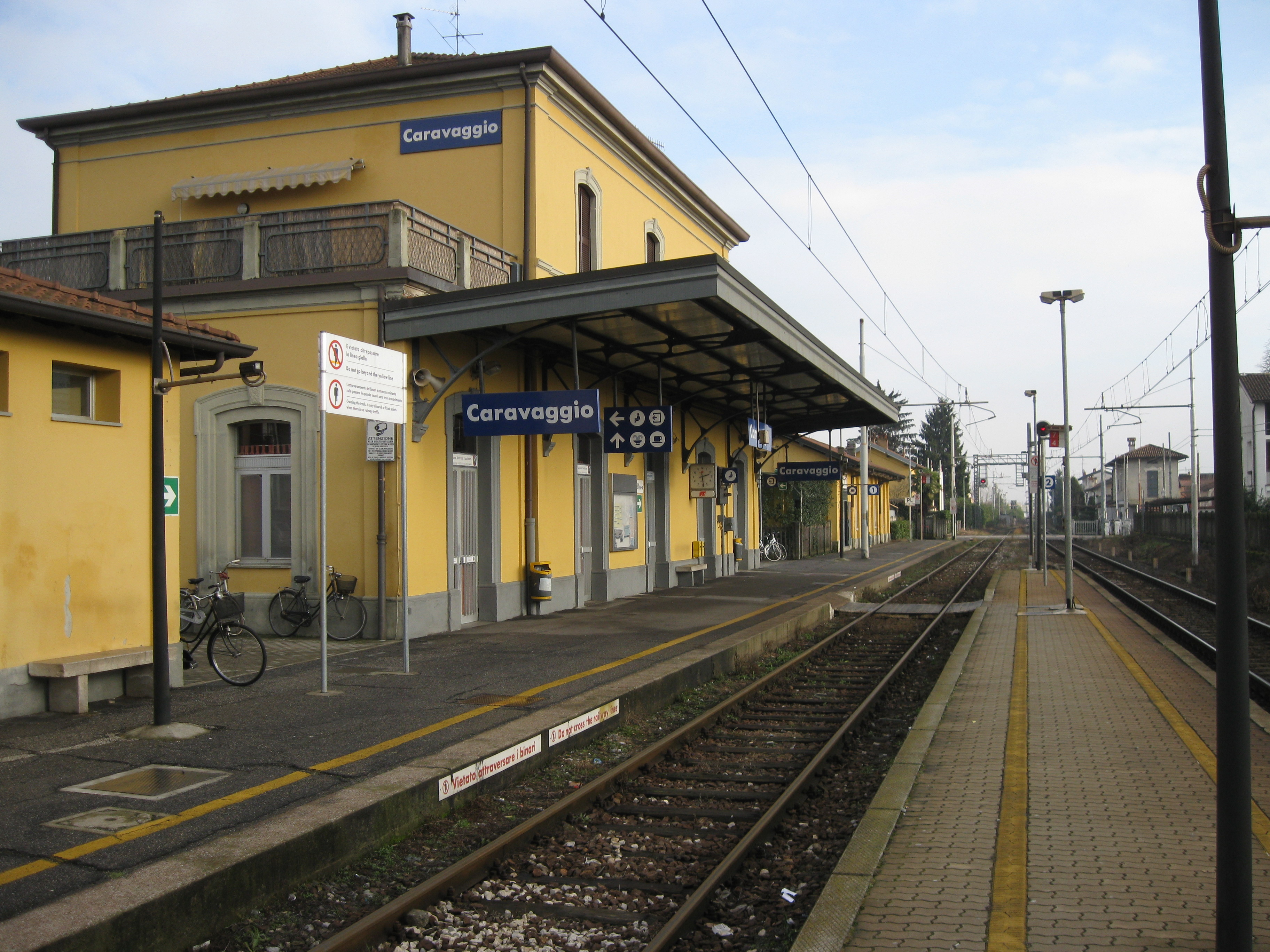 Caravaggio, Lombardy #