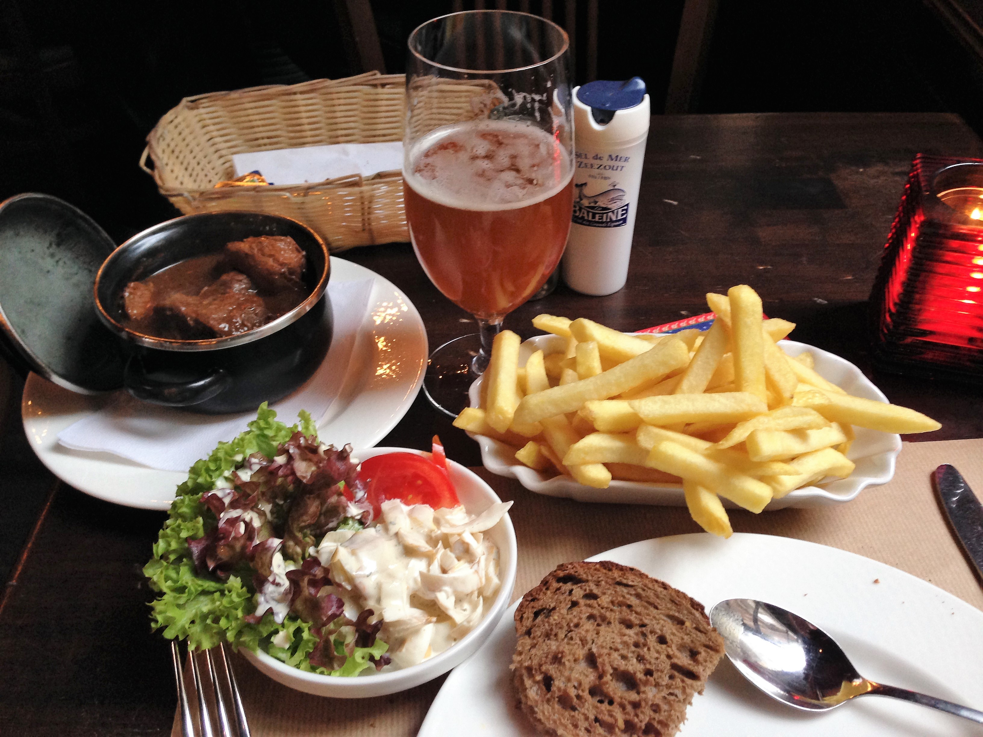 Belgische Küche – Wikipedia