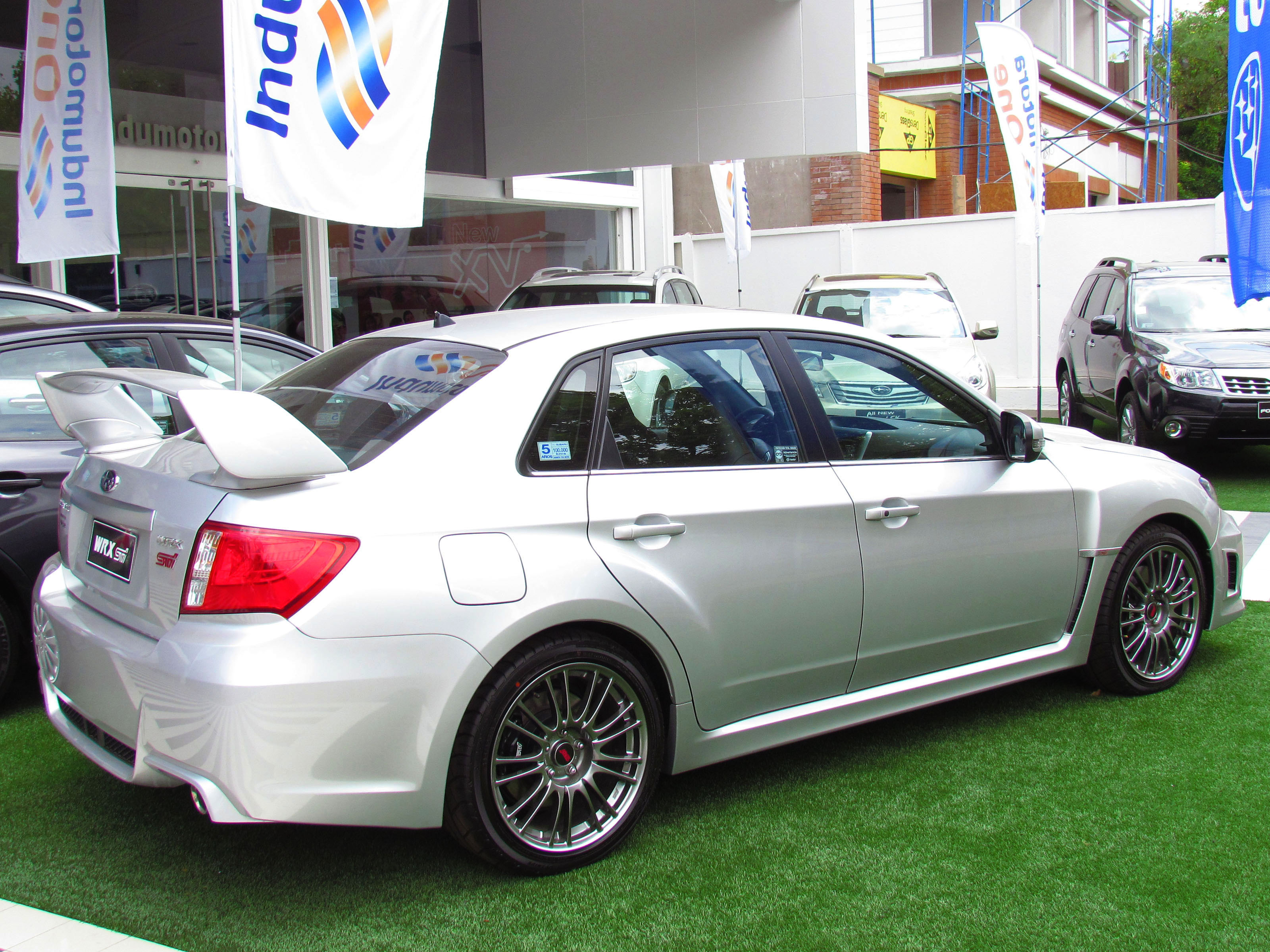 File Subaru Impreza Wrx Sti Sedan 2011 15616342681 Jpg Wikimedia