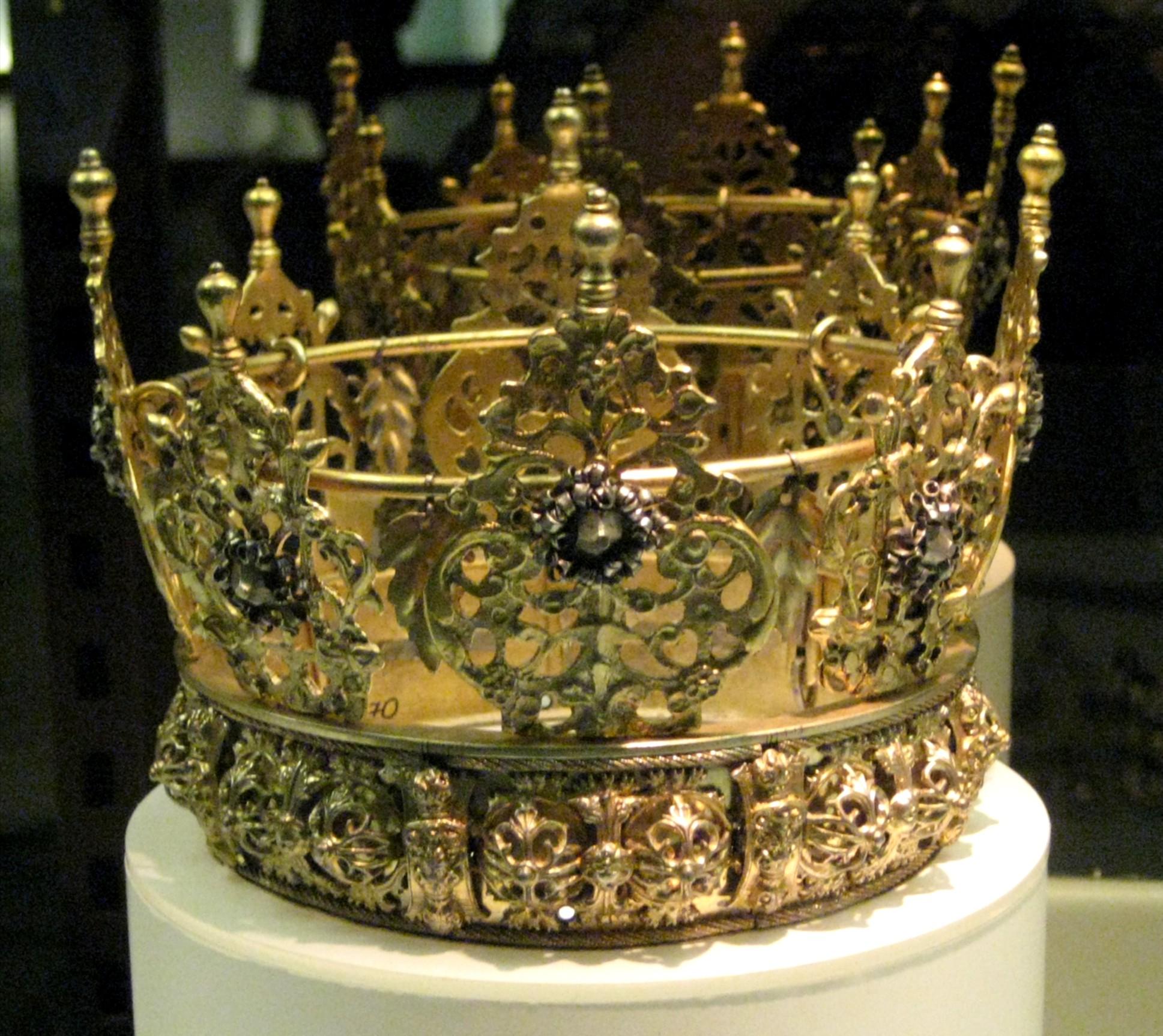 Crown Ring Size