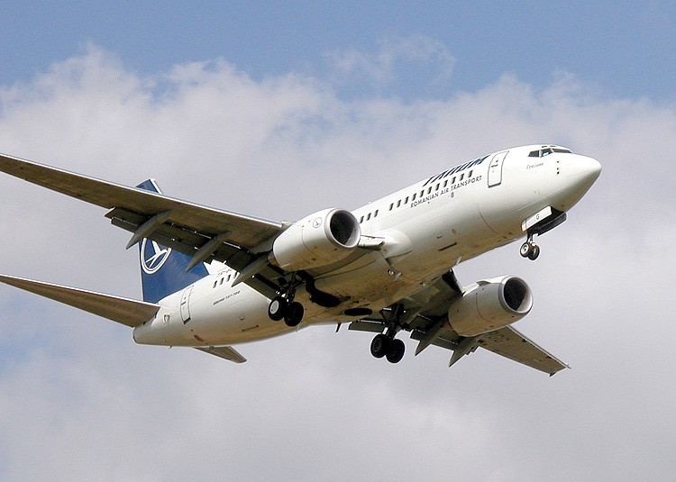 Compania aeriana Tarom