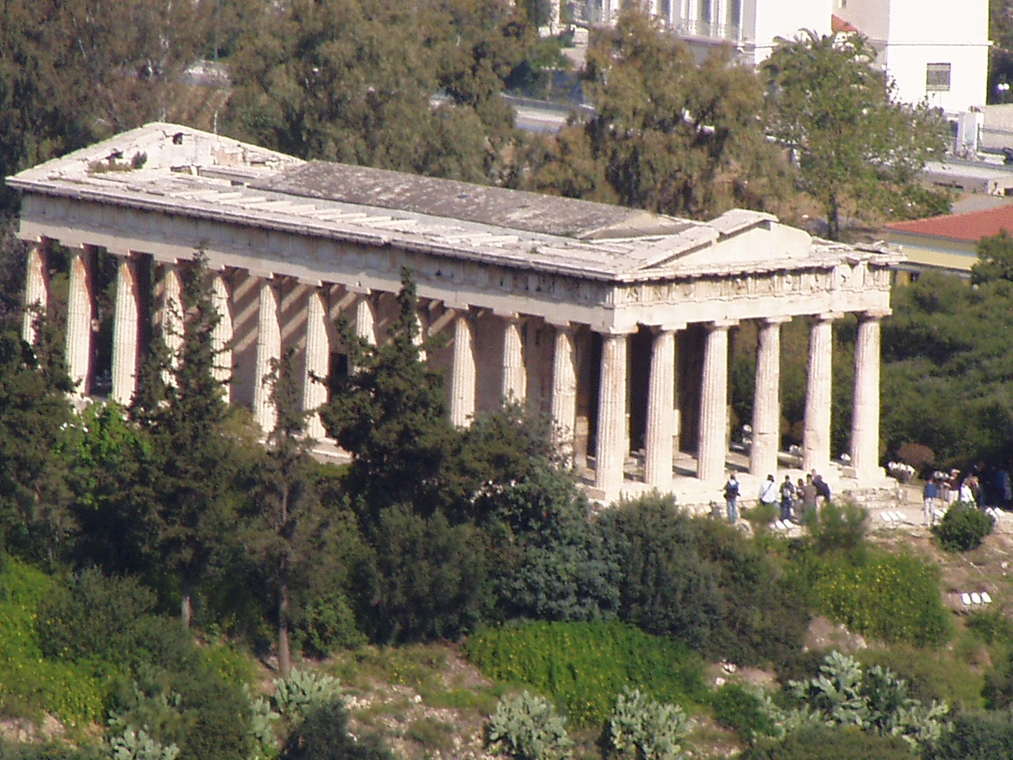 File:Temple of Hephaestus in Athens.jpg - Wikimedia Commons