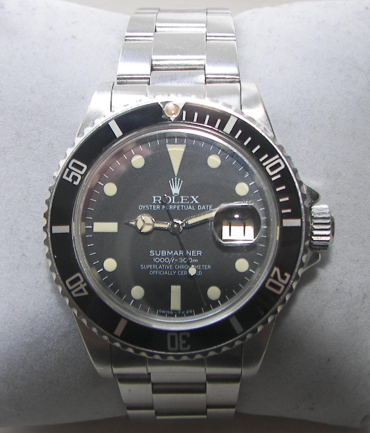 79731e29ef2 Ficheiro The Rolex Submariner Professional.JPG – Wikipédia