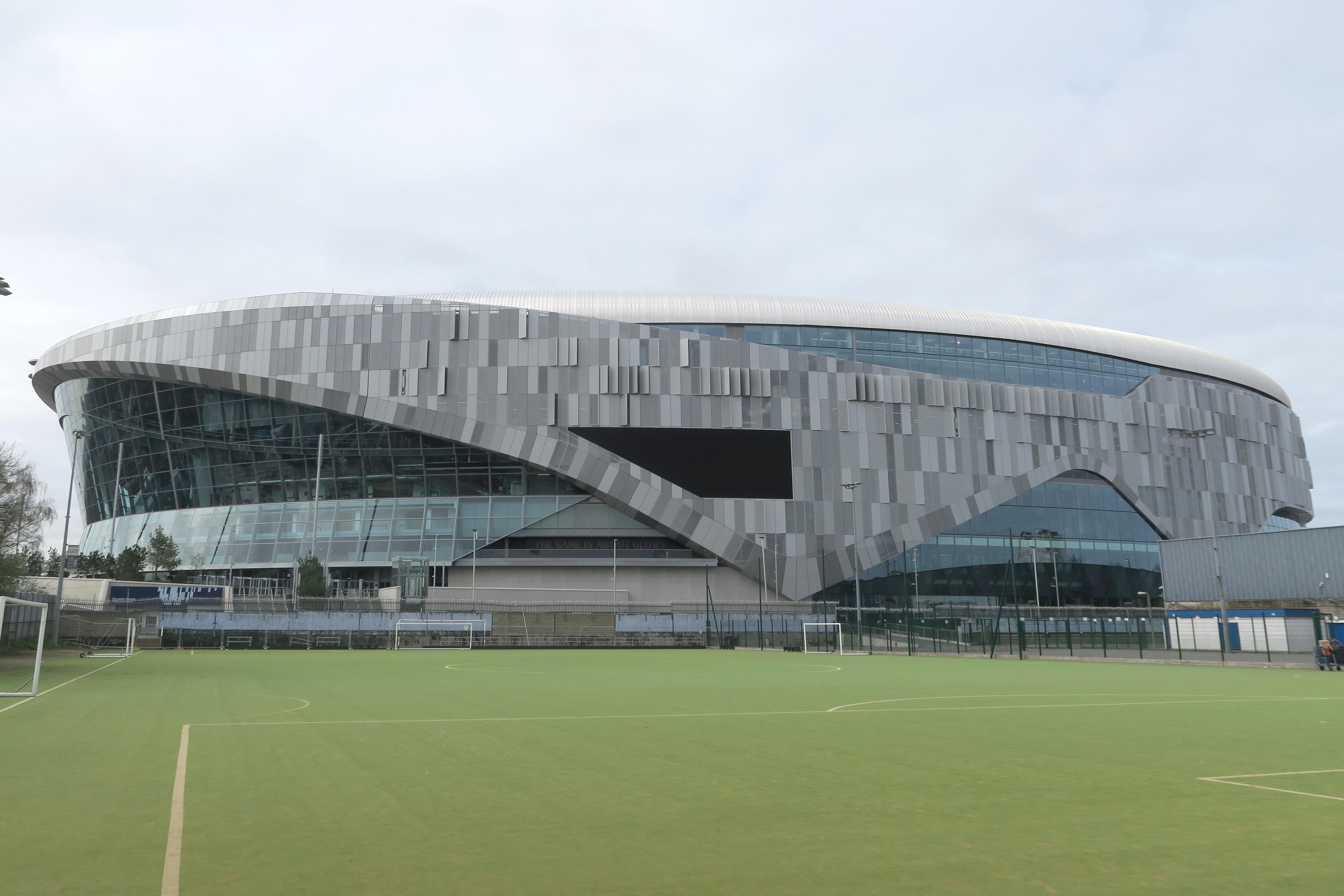 Tottenham Hotspur Stadium Wikipedia
