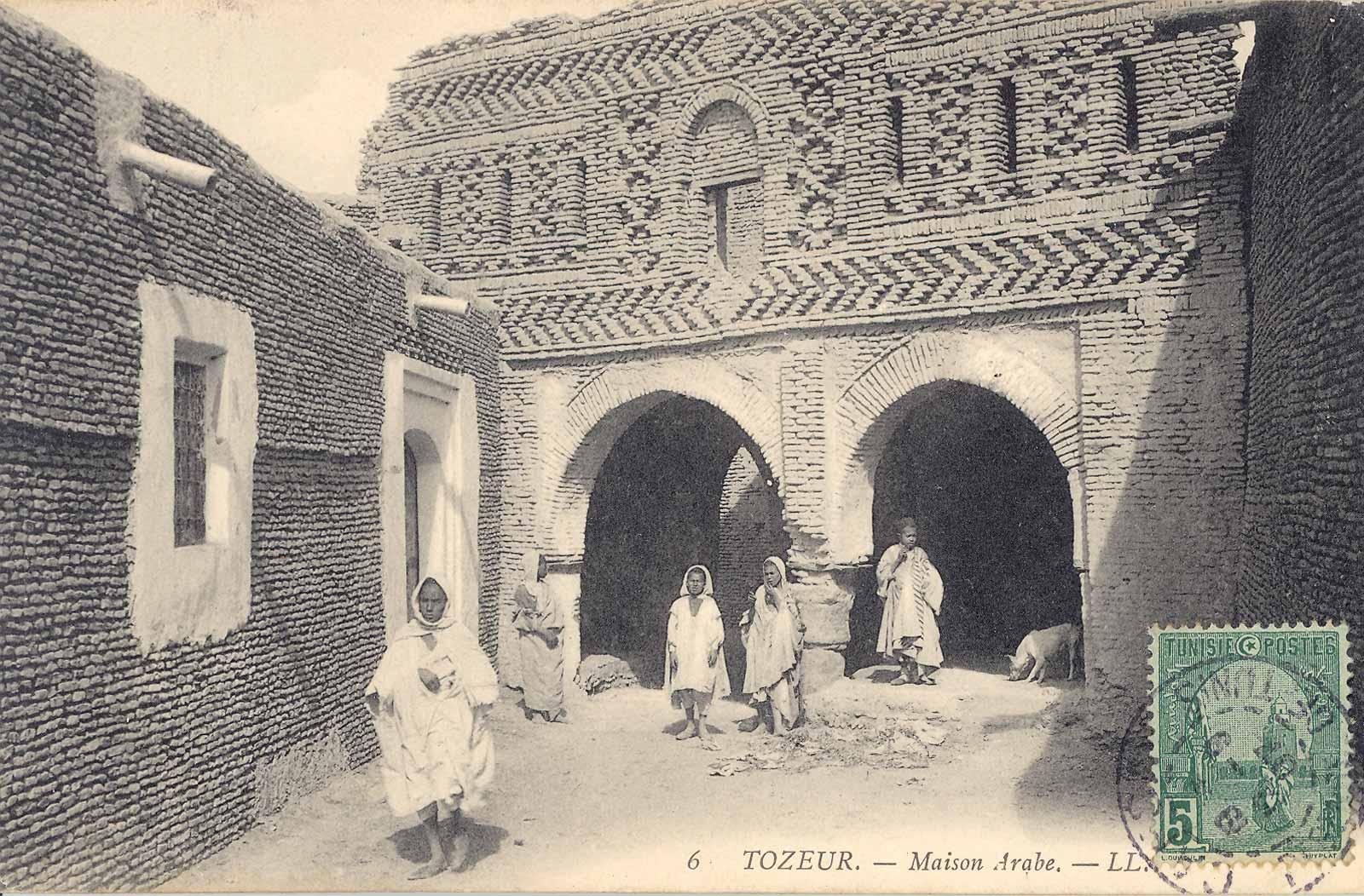 Fichier tozeur maison wikip dia - Maison du maroc a paris ...
