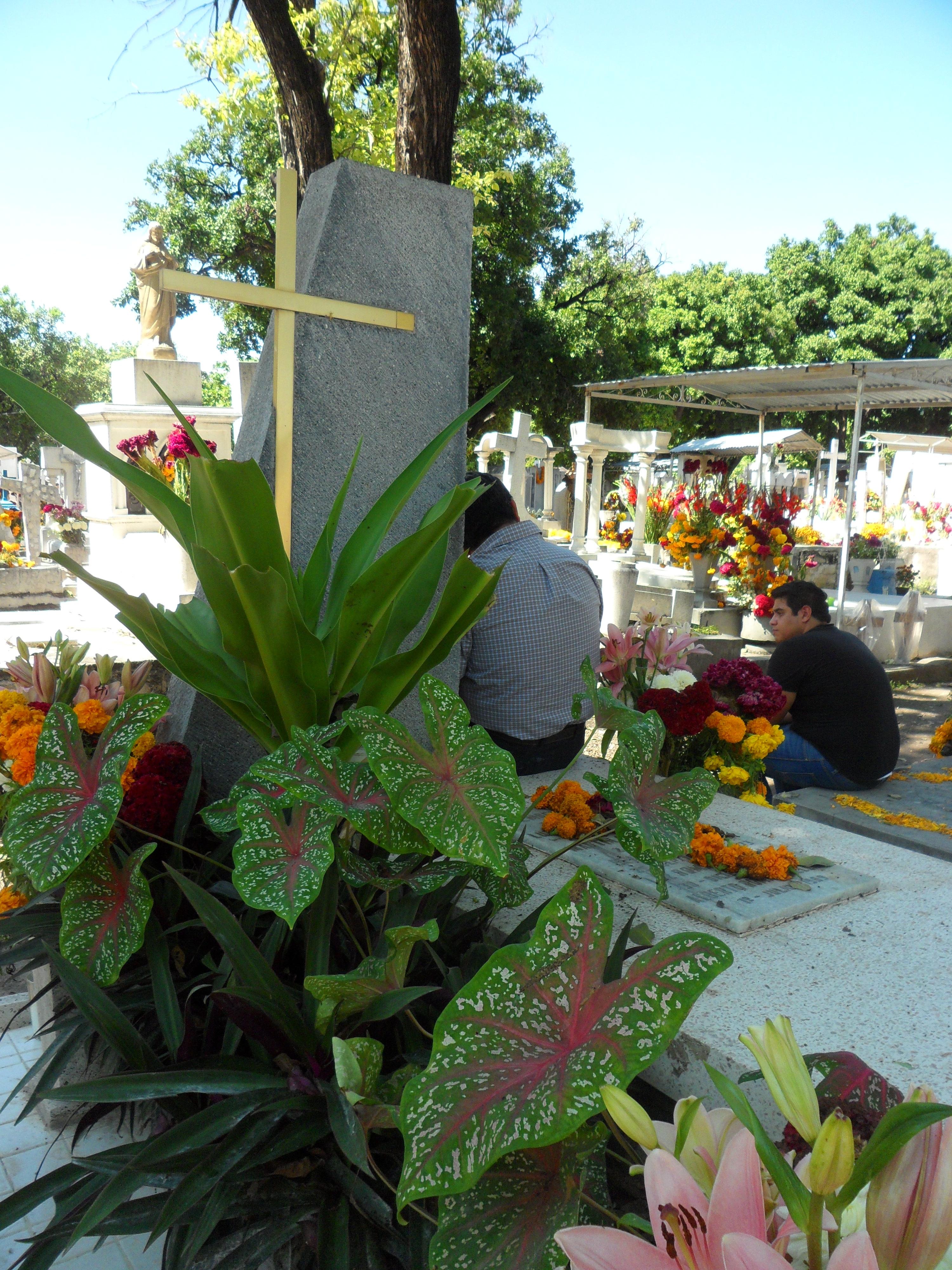 file tumba decorada con plantas ornamentales jpg wikimedia commons. Black Bedroom Furniture Sets. Home Design Ideas