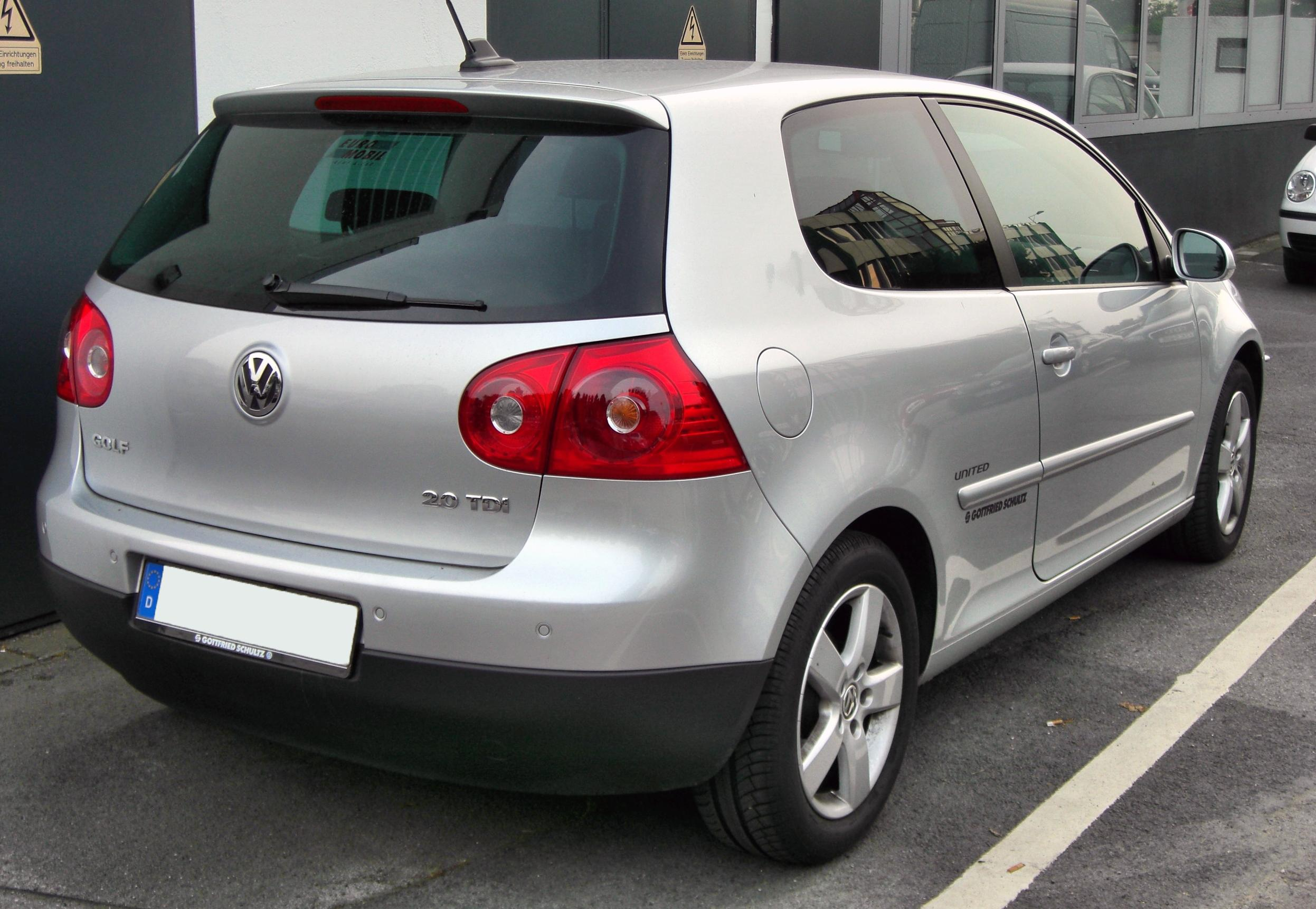 plik vw golf v 20090809 rear jpg wikipedia wolna encyklopedia. Black Bedroom Furniture Sets. Home Design Ideas