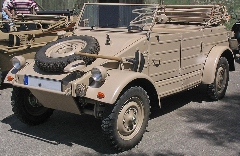 Used Cars For Sale Germany Military: Volkswagen Kübelwagen