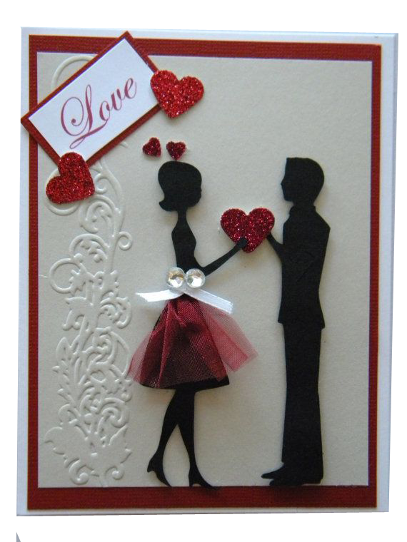 File Valentines Day Couple Love Card Png Wikimedia Commons