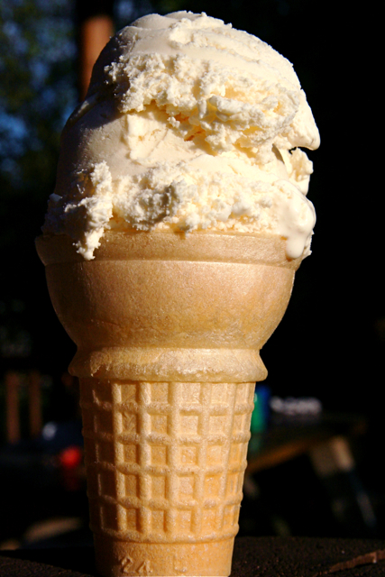 Image of Vanilla Ice Cream