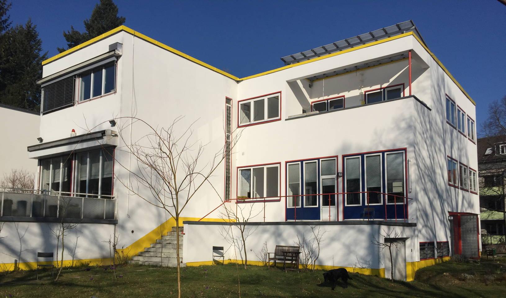 File Versuchsiedlung Schorlemerallee Berlin Bauhaus Stil