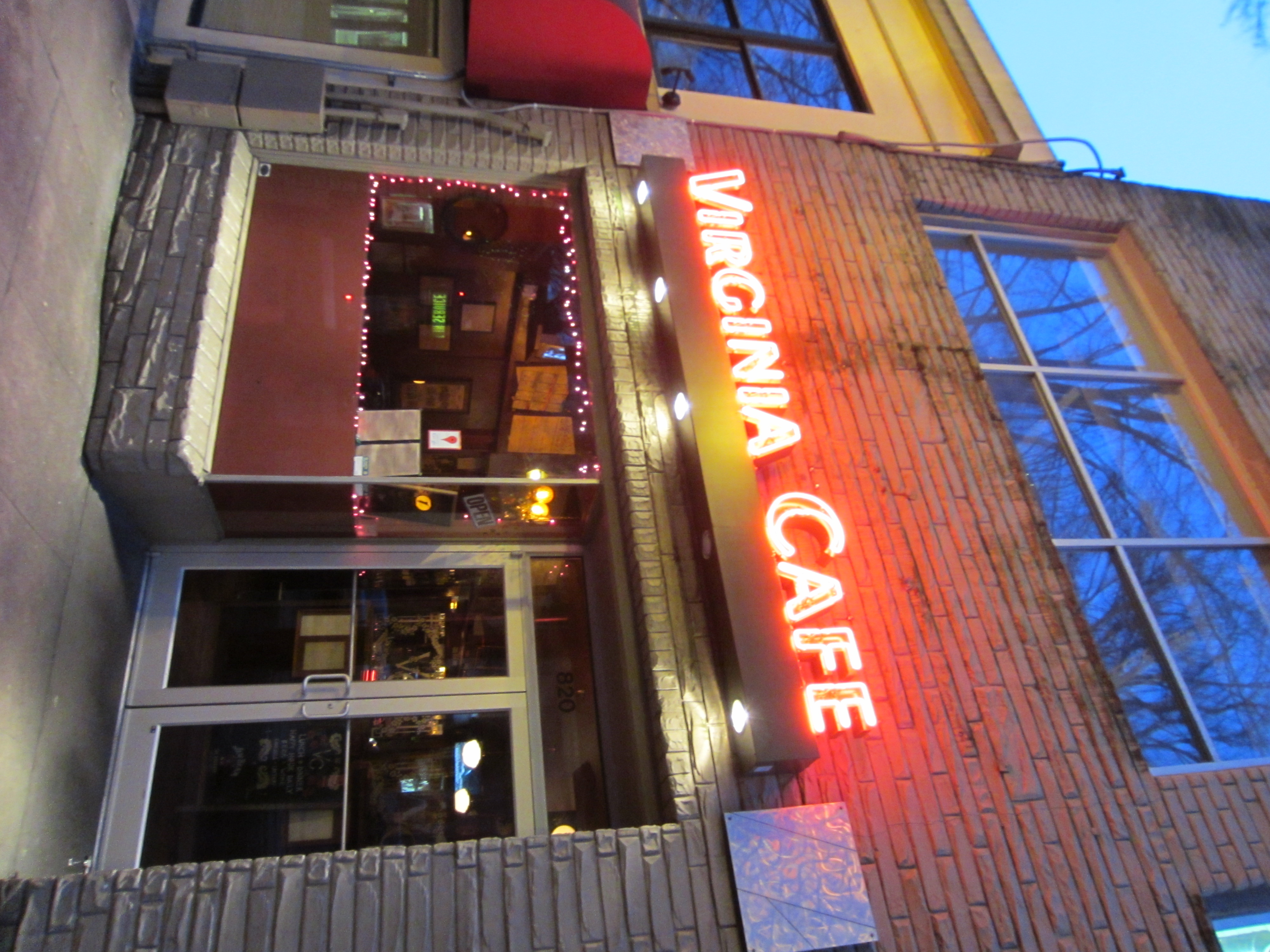 Portland - Cafe Yumm
