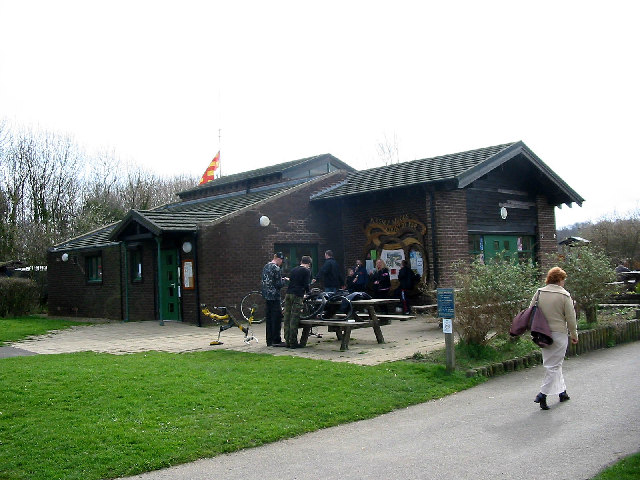 Visitor Centre of Plessey Woods Country Park - geograph.org.uk - 96371