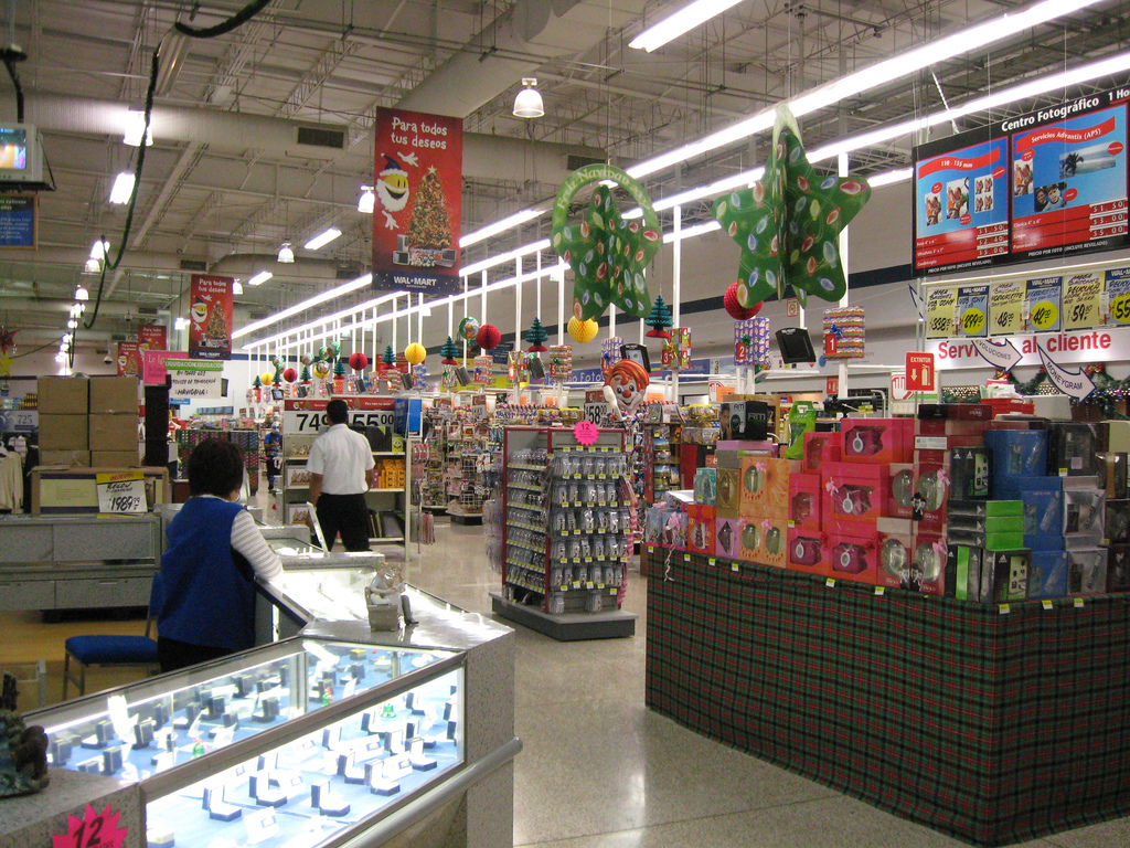Is Wal Mart Open On Christmas.File Walmart Christmas Merida Jpg Wikimedia Commons