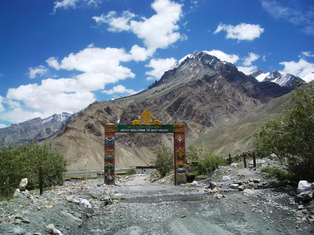 Welcome to Spiti Valley Board