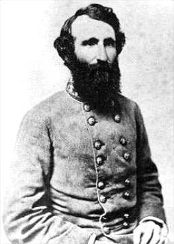 a biography of stonewall jackson a confederate general in the united states Thomas jonathan jackson, better known as stonewall jackson, was a legendary confederate general during the american civil war and one of the most accomplished tactical commanders in the.