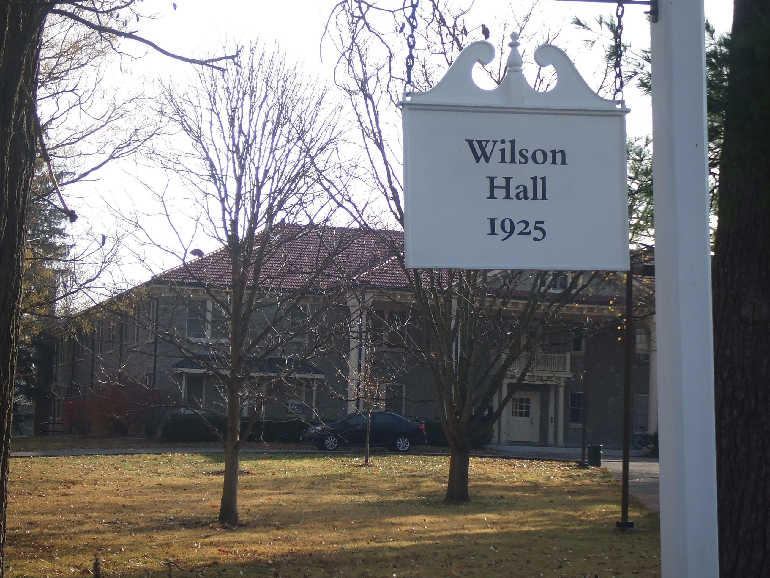 Wilson Hall (Miami University)
