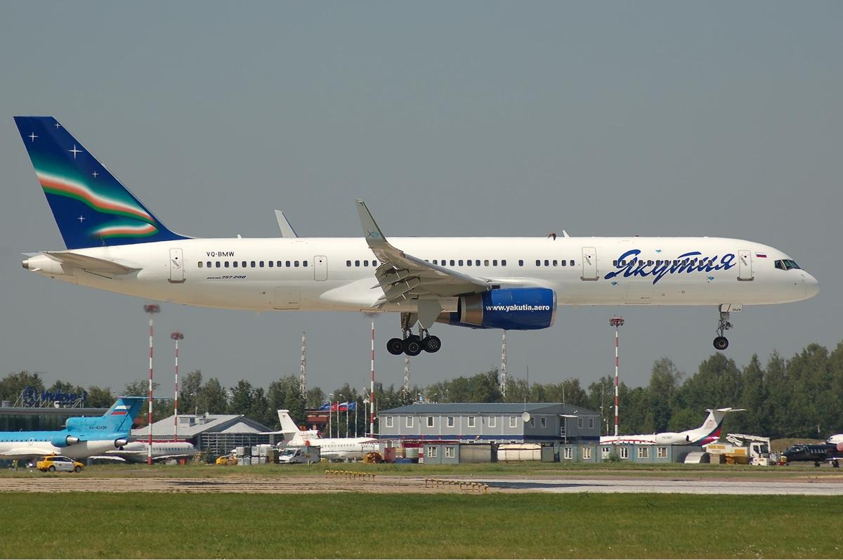 Punctual European Airlines in 2021 - Yakutia