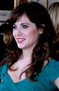 Zooey Deschanel 2014.