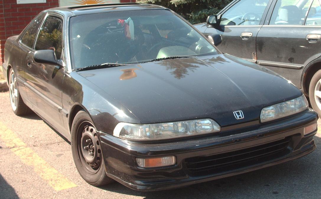 File 91 93 Acura Integra As Honda Integra Jpg Wikimedia Commons