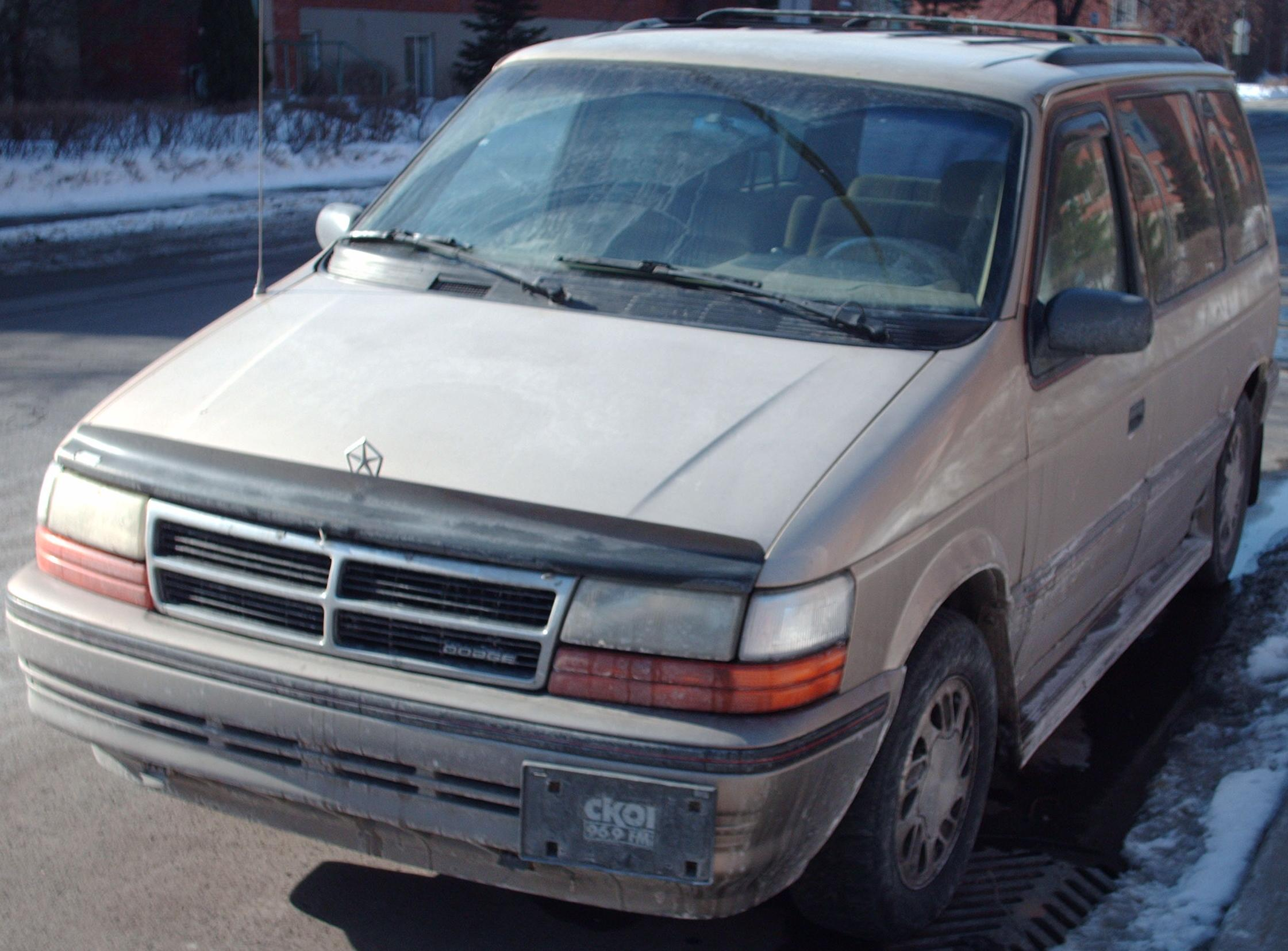 File92 93 Dodge Caravan