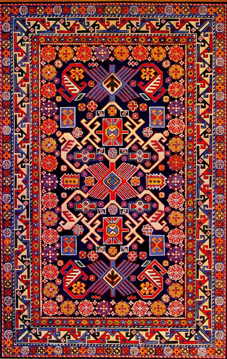 azerbaijani rug wikipedia. Black Bedroom Furniture Sets. Home Design Ideas