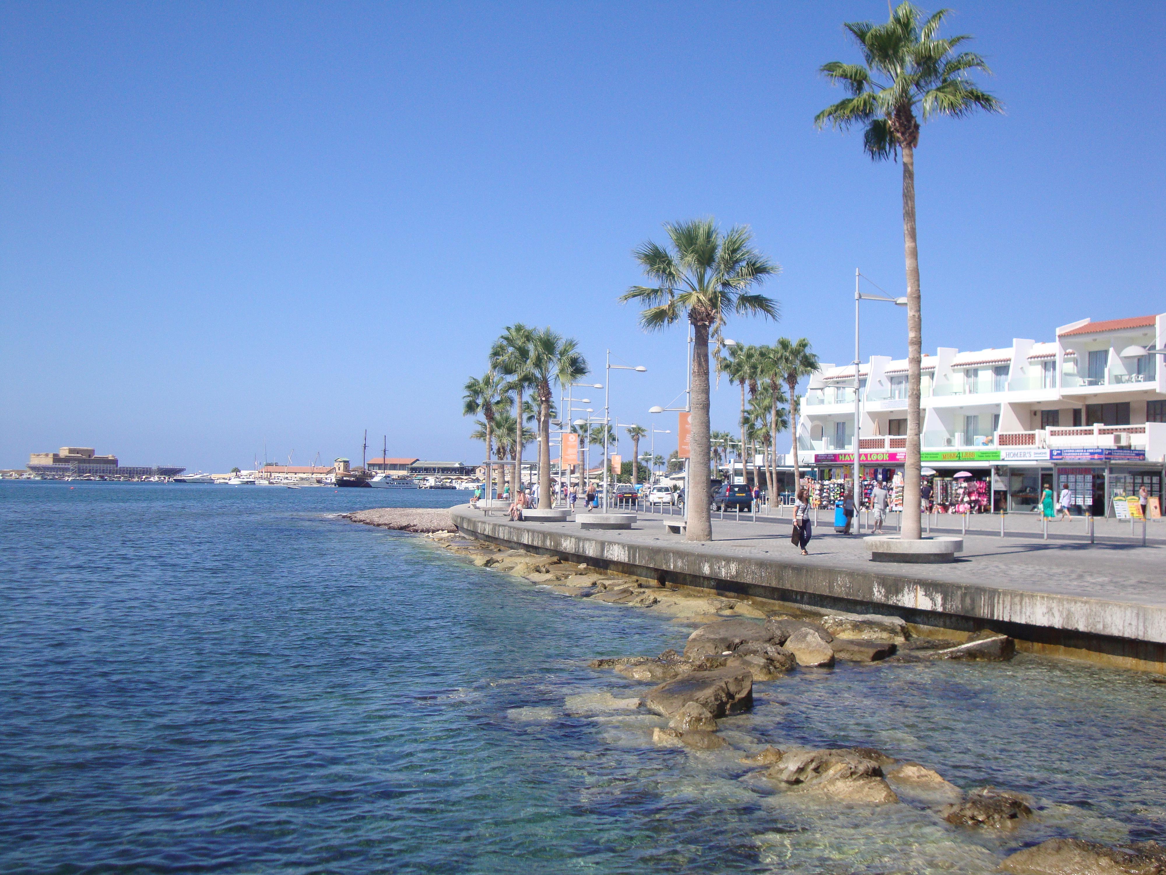 Пафос, Кипр — путеводитель, где остановиться и многое другое на