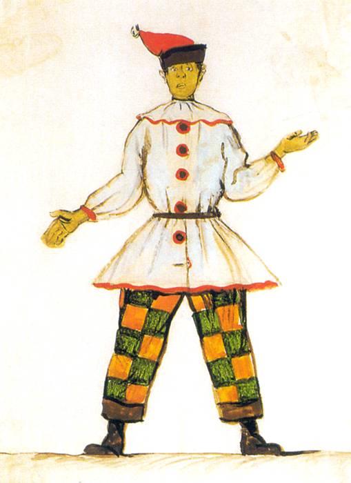 картинки стравинский петрушка