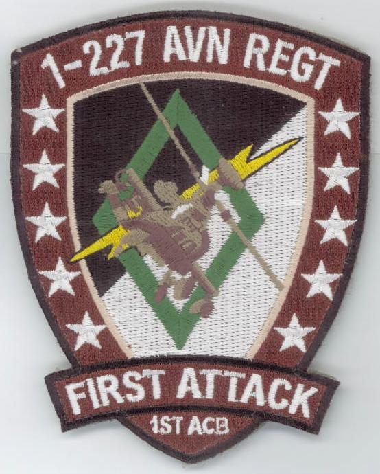 1st Battalion, 227th Aviation Regiment (United States