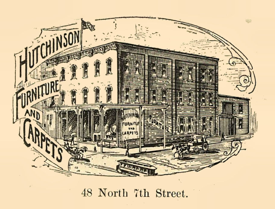 File:1900   Hutchinson Furniture And Carpets  Advertisement