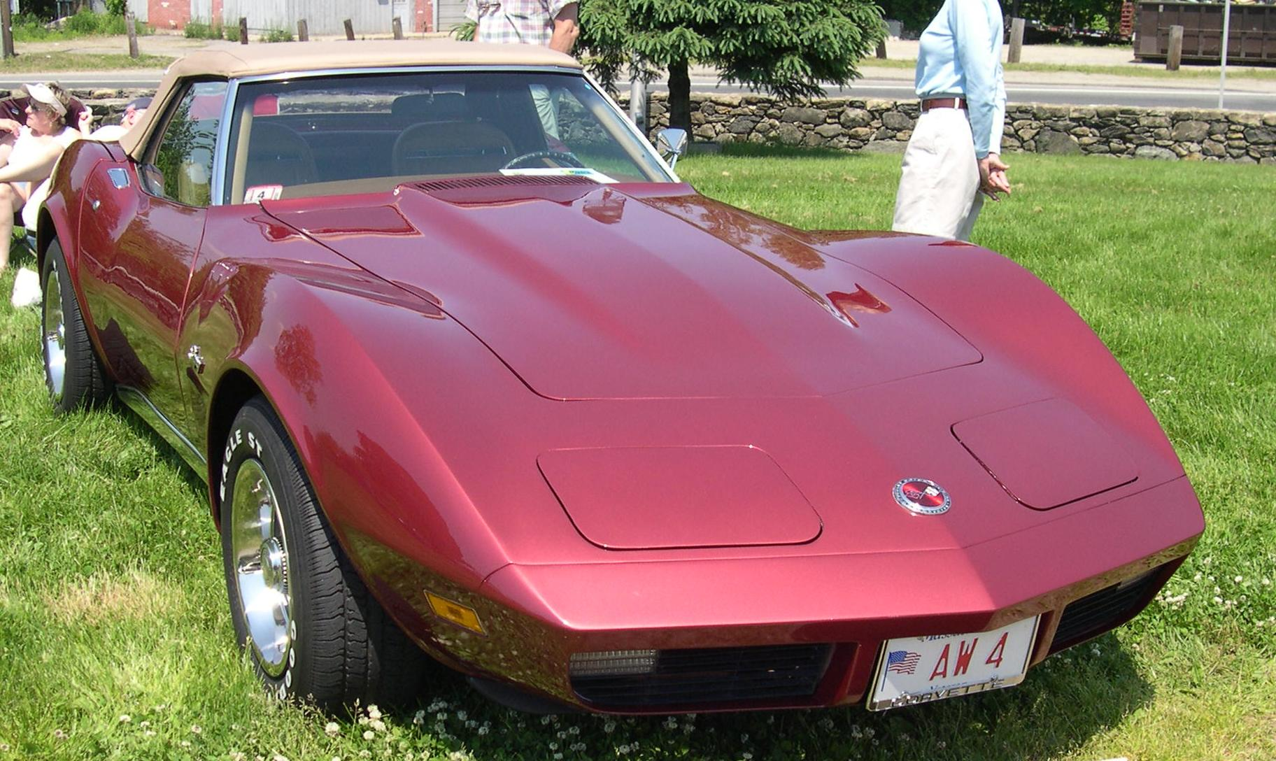 File 1975 chevrolet corvette convertible front jpg