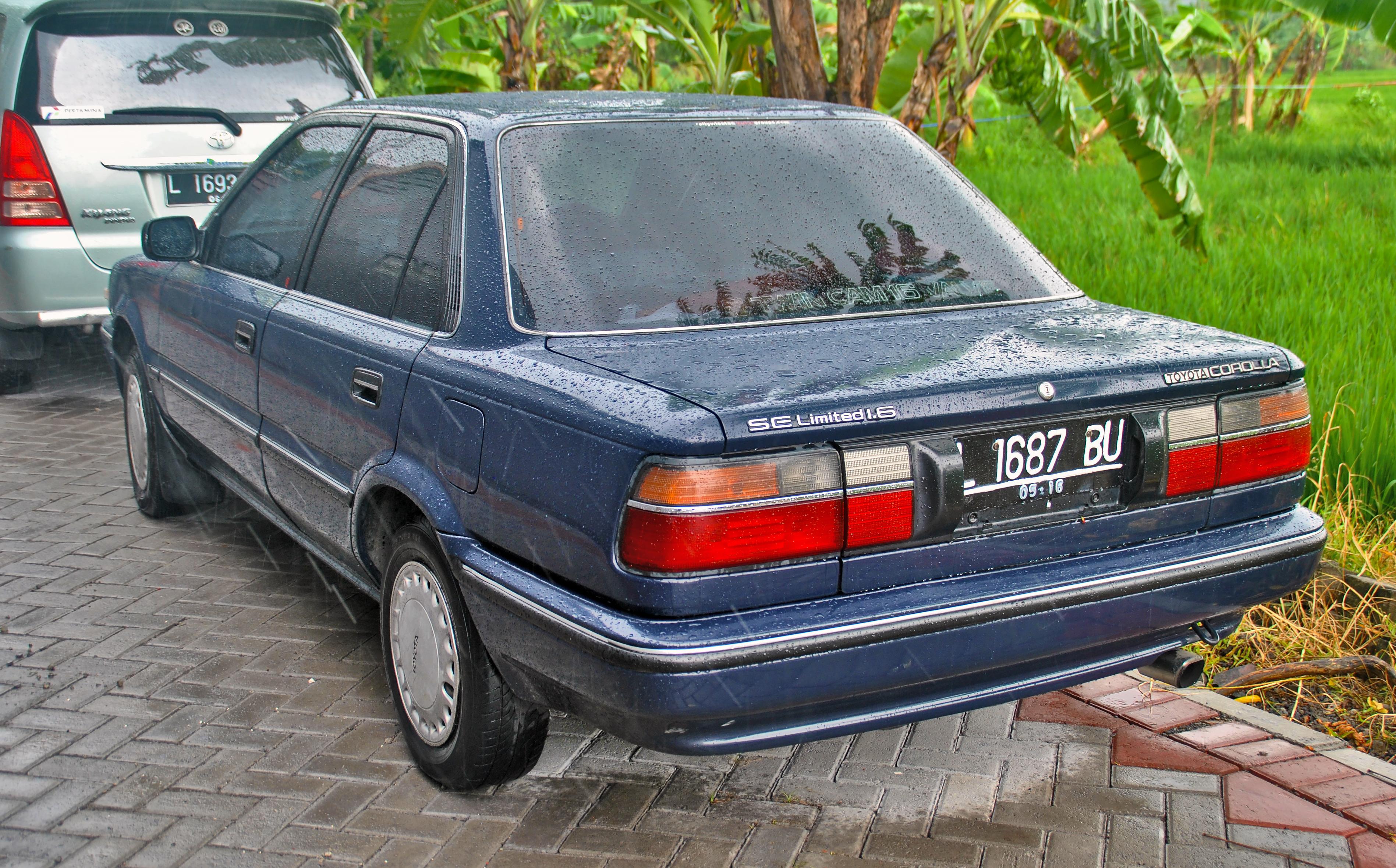 Kelebihan Kekurangan Toyota Corolla 1988 Review