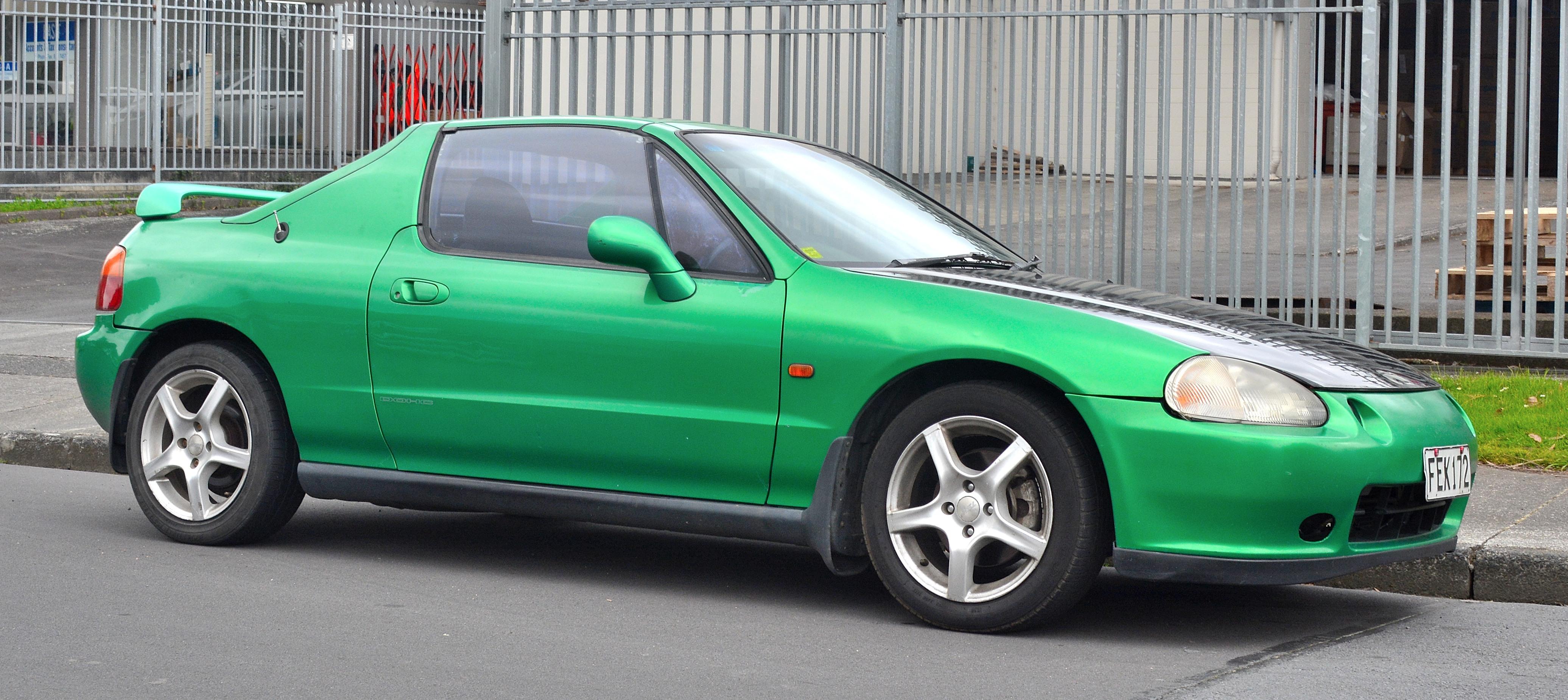 Del sol crx Classic Cars