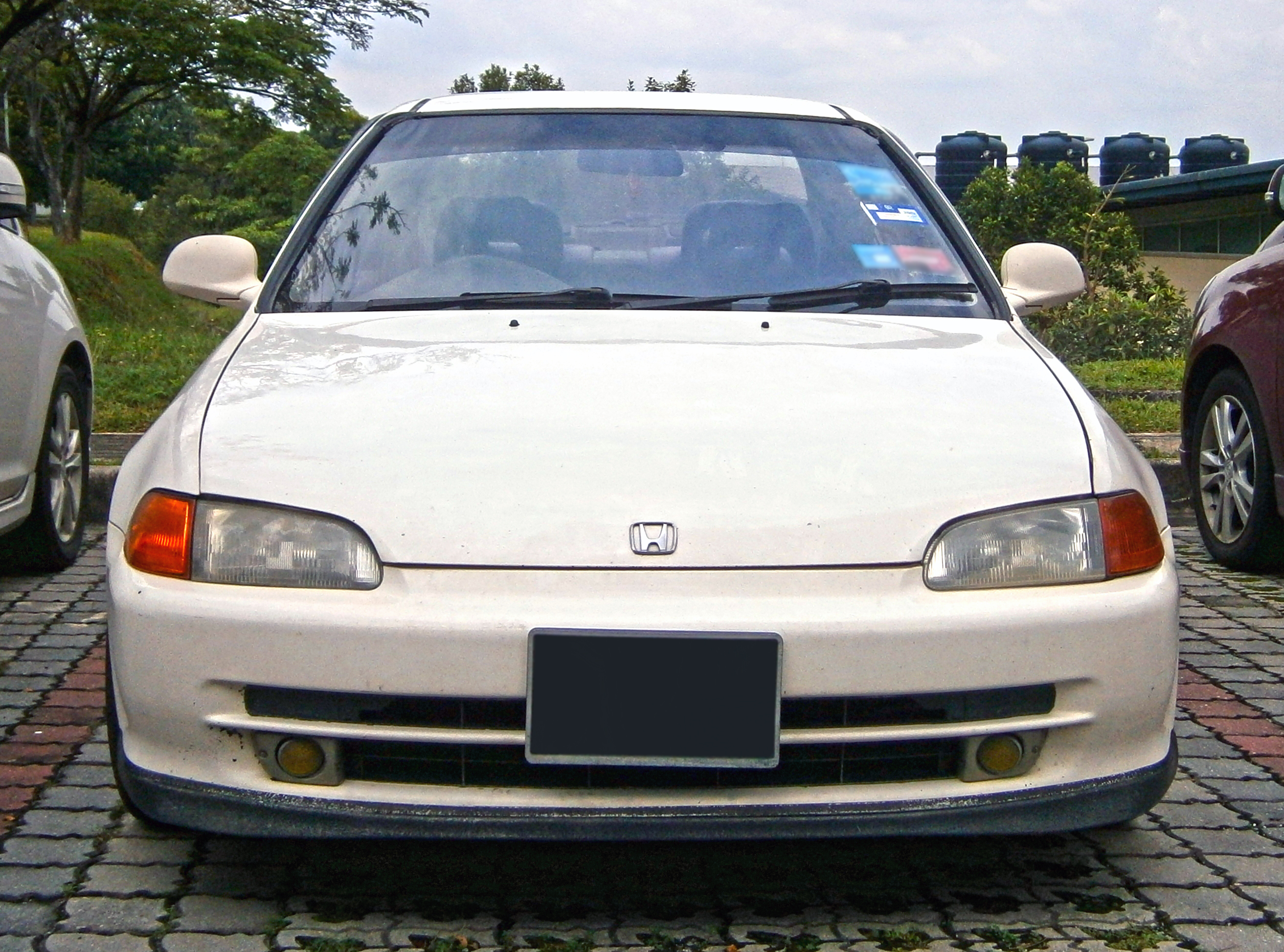 file 1992 honda civic ferio sir sedan modified in cyberjaya malaysia 01     wikimedia commons