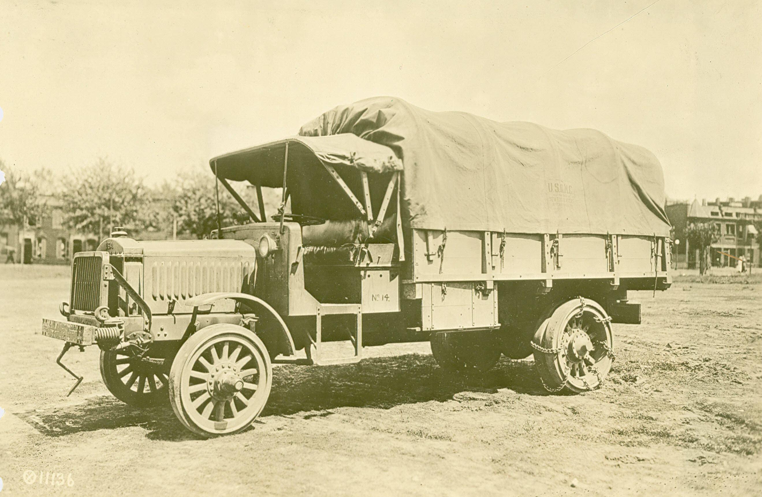 Liberty truck - Wikipedia