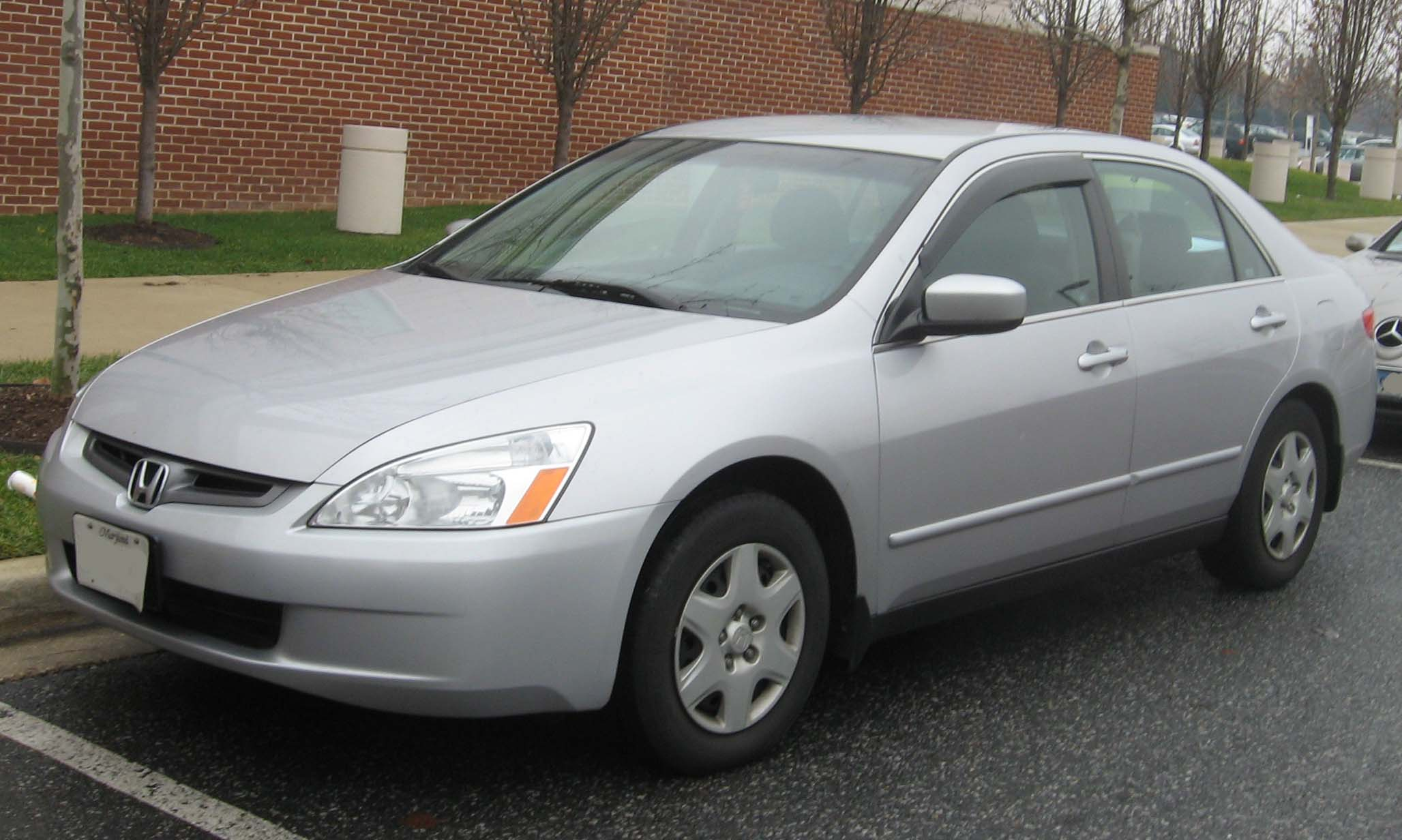 Lovely Ficheiro:2003 2004 Honda Accord LX Sedan
