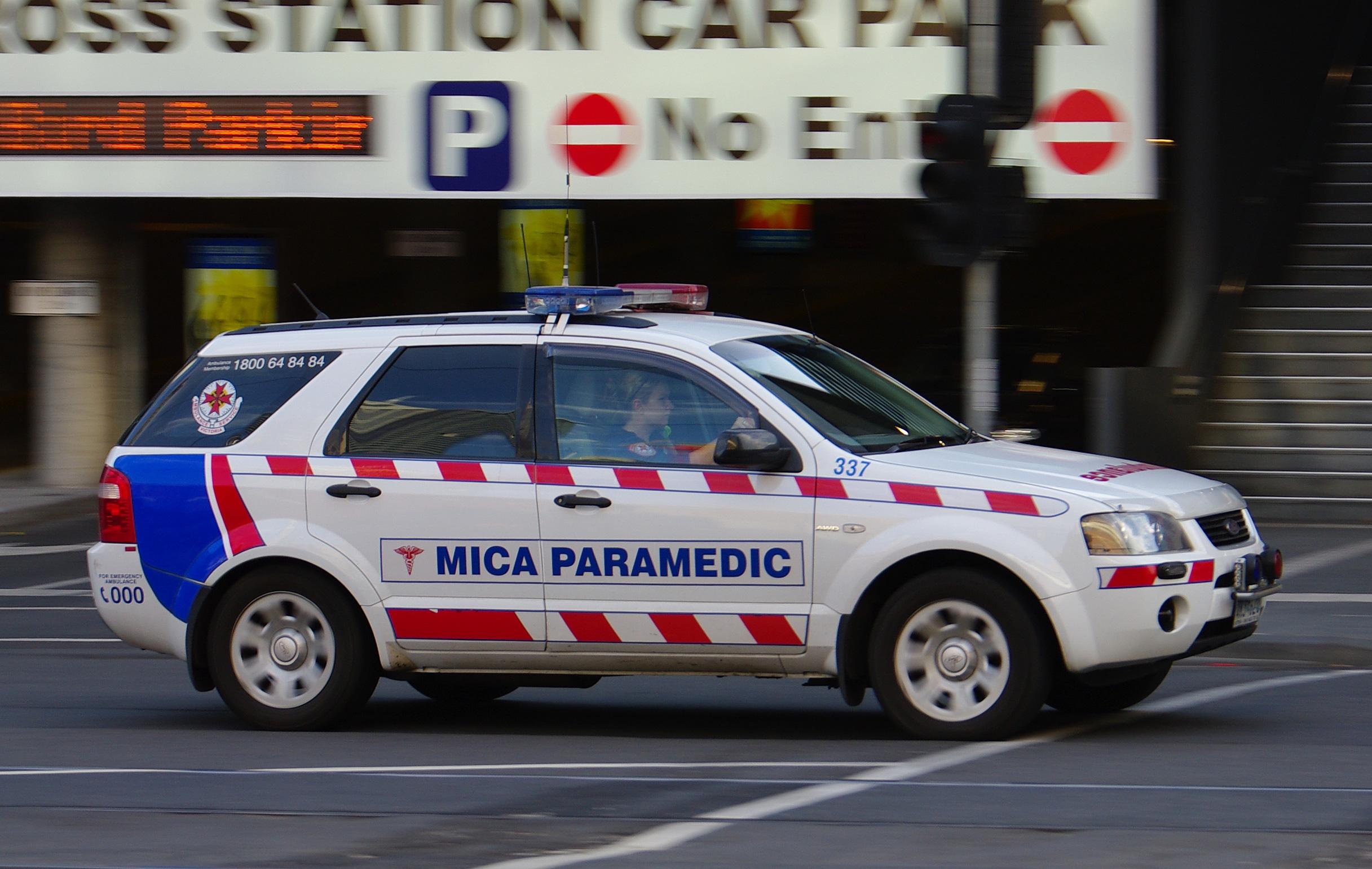 Mobile Intensive Care Ambulance Wikipedia