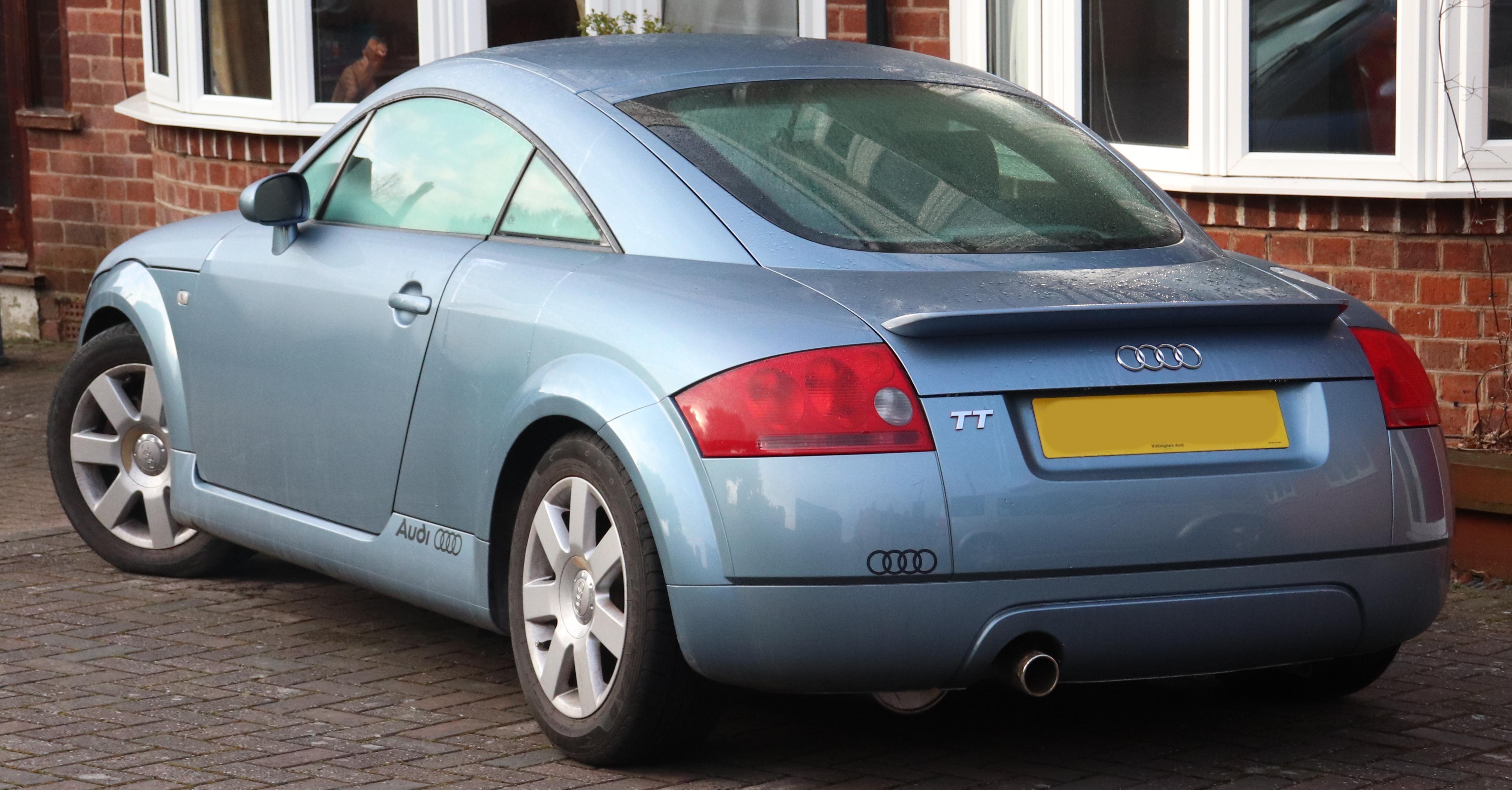 Kekurangan Audi Tt 2005 Top Model Tahun Ini