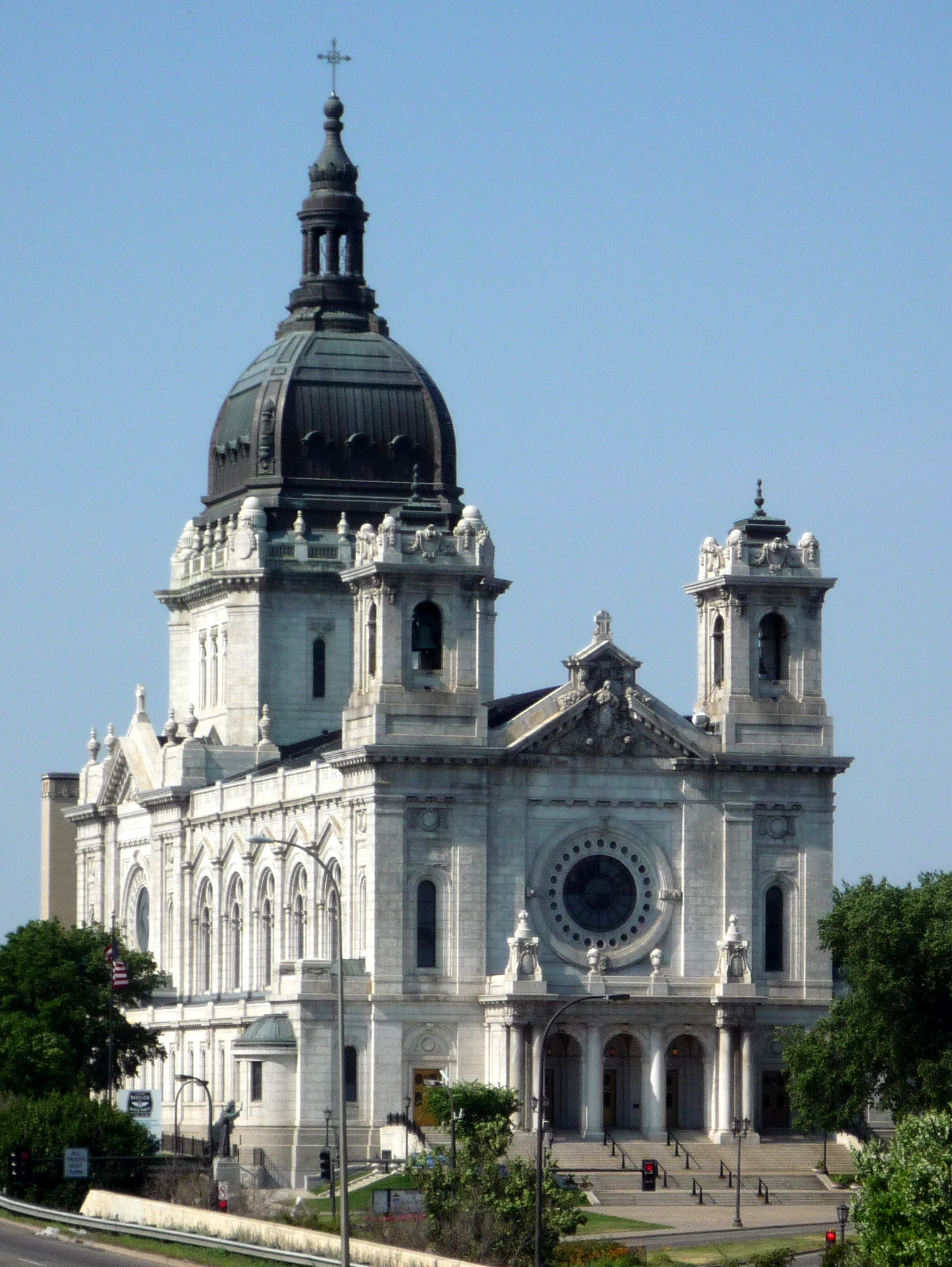 Basilica Of Saint Mary Minneapolis