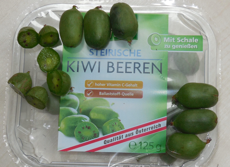 Kiwi beeren