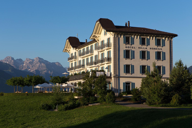 Hotel Villa Honegg  Ennetburgen Schweiz