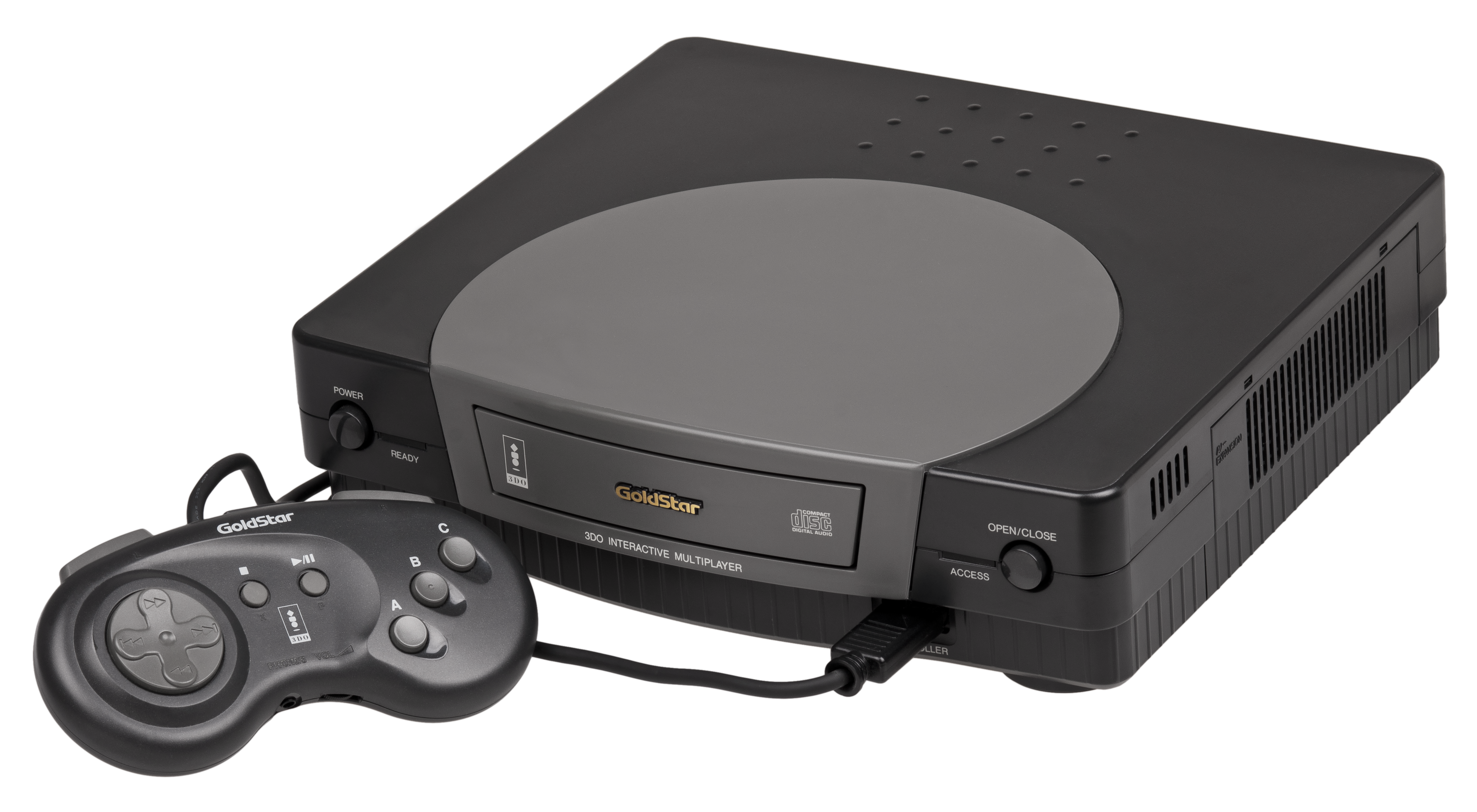 File 3do Gdo 101m Console Set Png