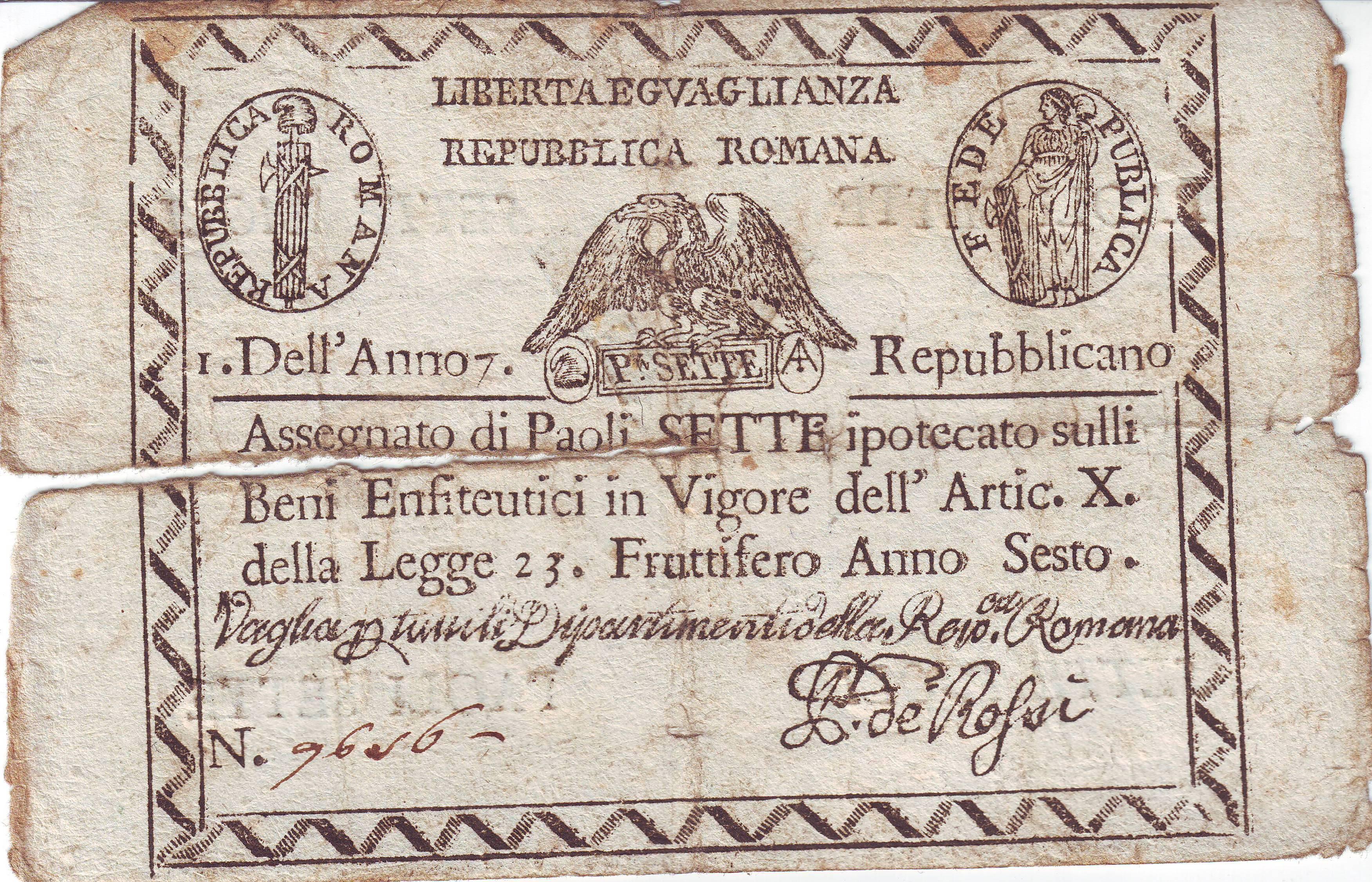 Repubblica romana 1798 1799 wikiwand for Home page repubblica